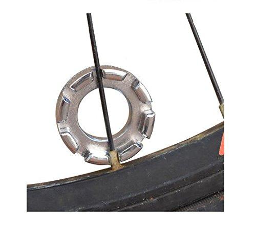 Nippelspanner / Speichenspanner für alle gängigen Fahrrad- und Mofaspeichen ~~ verchromt ~ Werkstatt Qualität