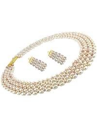 Sri Jagdamba Pearls Timeless Pearl Set