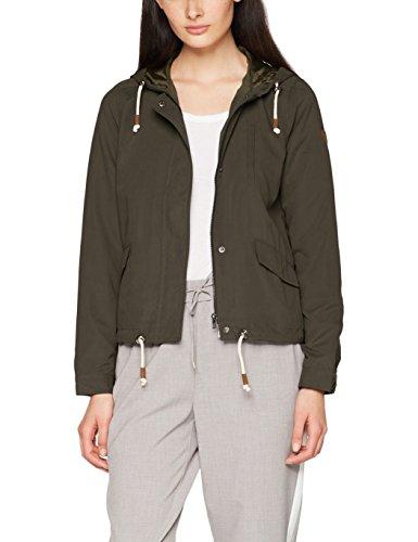 ONLY Damen Onlnew Skylar Parka Jacket CC OTW, Grün (Black Olive Black Olive), 40 (Herstellergröße: L)