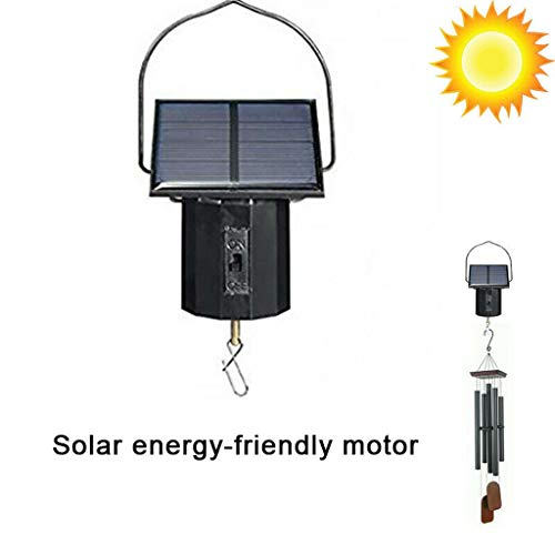 TianranRT Motor Solar Angetrieben Wind Spinner Hängen Metall Groß Elektrisch Werkzeug - Wind-spinner-motoren