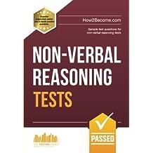 NON-VERBAL REASONING TESTS:: Sample test questions and explanations for non-verbal reasoning tests: 1 (Testing Series)