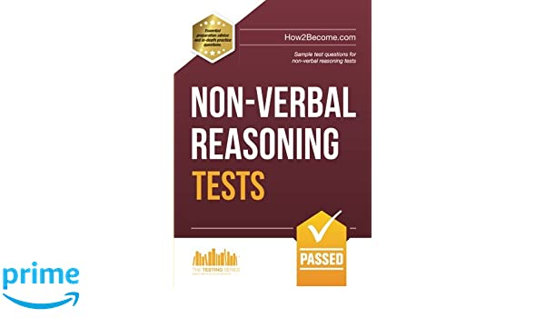 Buy Non-Verbal Reasoning Tests: Sample Test Questions and