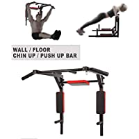 Xn8 Sports Power Tower Dip Station Chin Up Bar Adjustable VKR Station Abs Workout Knee Crunch Triceps Station