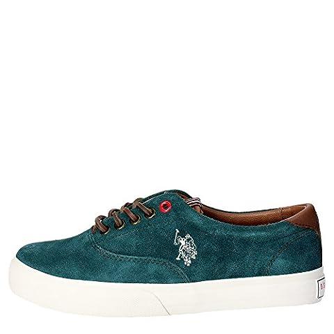 U.s. Polo Assn GALAD4249W3/SL2 Sneakers Femme Vert 38