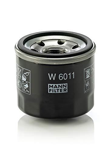 Originale MANN-FILTER Filtro Olio W 6011 - Per Automob