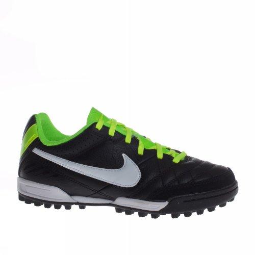 Nike TIEMPO NATURAL IV TF JR schwarz - US1,5 -