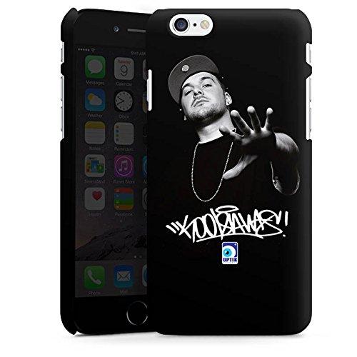 Apple iPhone X Silikon Hülle Case Schutzhülle Kool Savas Fanartikel Merchandise KKS Premium Case matt