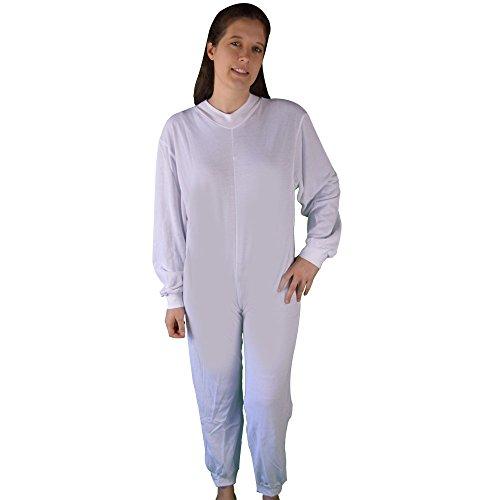 Pijama antipañal de punto (invierno) manga y pierna larga