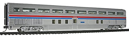 spur-h0-walthers-85-budd-hi-level-68-seat-step-down-coach-rear-car-amtrak-mit-innenbeleuchtung