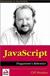 JavaScript Programmer's Reference (Programmer to programmer)