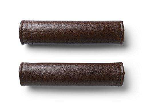 Bugaboo - Funda de manillar bee 5 para silla de paseo marrón oscuro