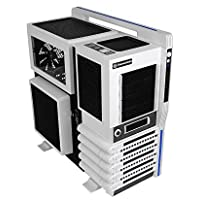 Thermaltake Level 10 GT Snow Edition - Caja de ordenador de sobremesa, blanco
