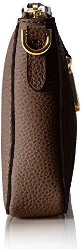 Ralph Lauren Pam Mini Shoulder Bag, sac à main Braun (Burnished Brown)