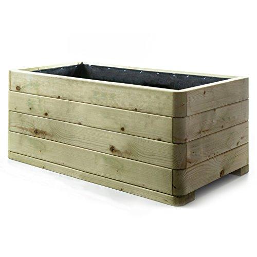 Kiehn-Holz Inklusive schwarzer Folie
