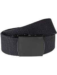 Mil-Tec Cinturón cinturón Negro
