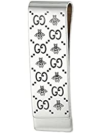 25f55037e677 Gucci Women's Leather Zip Wallet 332747 7614 (Saffron) · £384.26 · Gucci  Silver Moneyclip Bee Interlocking YBF45588400100U