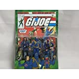GI Joe Comic Pack #1 with Baroness, Cobra Commander, and Cobra Trooper Action Figures by Hasbro
