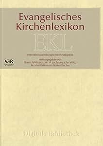 Digitale Bibliothek 098: EKL Evangelisches Kirchenlexikon (PC+MAC)