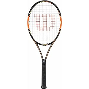 Wilson Nitro Pro 103 BLX Carbon Tennis Racket RRP £160 Review 2018