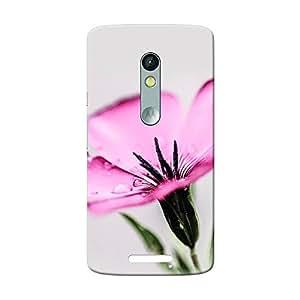 Mobile Back Cover For Motorola X3 (3rd Generation) (Printed Designer Case)
