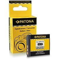 Bateria NP-FT1 para Sony CyberShot DSC-L1 | DSC-M1 | DSC-M2 | DSC-T1 | DSC-T3 | DSC-T3S | DSC-T5 | DSC-T9 | DSC-T10 | DSC-T11 | DSC-T33