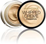 Max Factor Whipped Creme Foundation - 45 Warm Almond