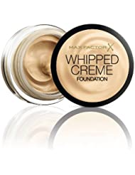 Max Factor Whipped Crème 45 Warm Almond, 1er Pack (1 x 18 ml)