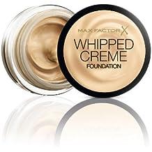 Max factor - Whipped creme, base de maquillaje, color 45 almendra caliente (18 ml)