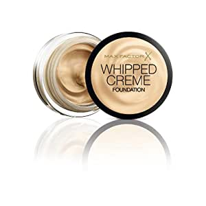 Max Factor Whipped Creme Foundation - 75 Golden