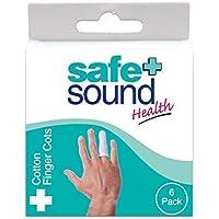 Safe & Sound Fingerüberzüge, Baumwolle preisvergleich bei billige-tabletten.eu