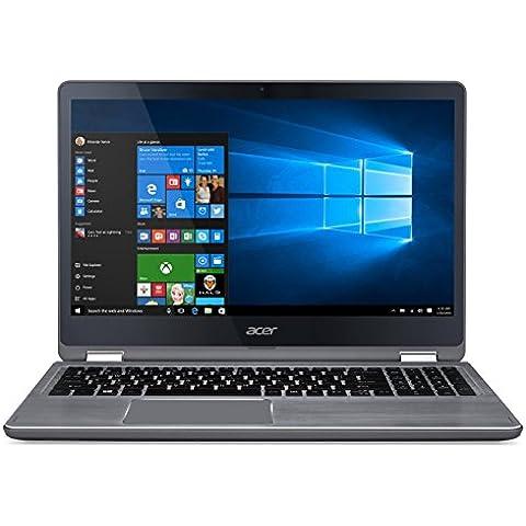 Acer Aspire R15 R5-571T-52PU - Portátil convertible de 15.6