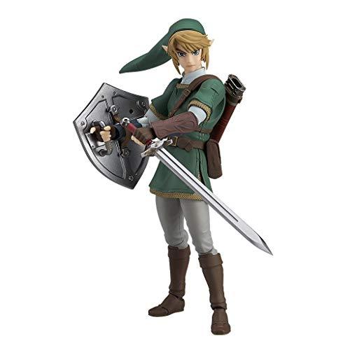 Yang baby The Legend Of Zelda Twilight Princess Link (Deluxe Version) Figma  Action Figure