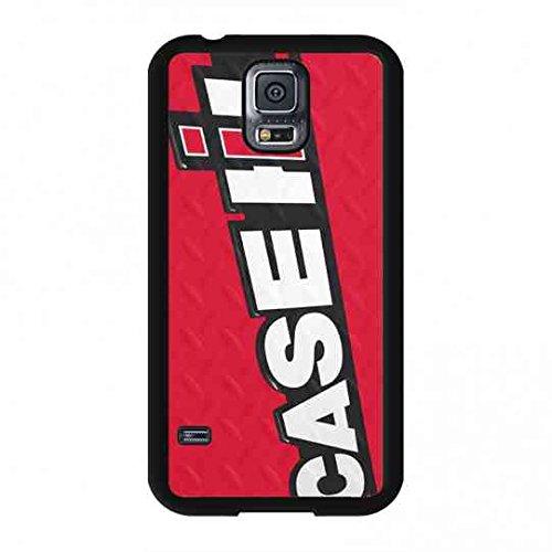 Traktorenmarke Logo von Case IH Hülle Schutzhülle,Case IH Zurück Schutzhülle für Samsung Galaxy S5,Samsung Galaxy S5 Hülle Schutzhülle
