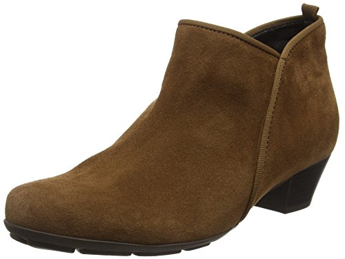 Gabor Shoes Basic, Stivaletti Donna, Marrone (Ranch 12), 44 EU