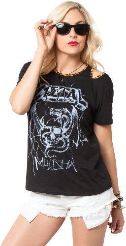 Metal Mulisha T-Shirt / Pullover / Hoodie / Knit MAIN STAGE TOP Schwarz Schwarz