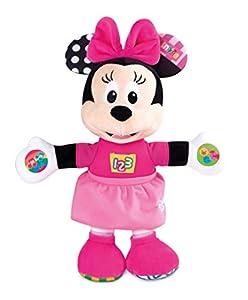Clementoni 59134 Baby Minnie Singender Felpa, Multicolor