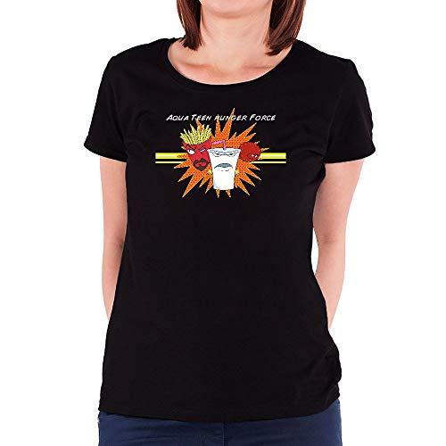 Kcalmup Damen Aqua Damen T Shirts