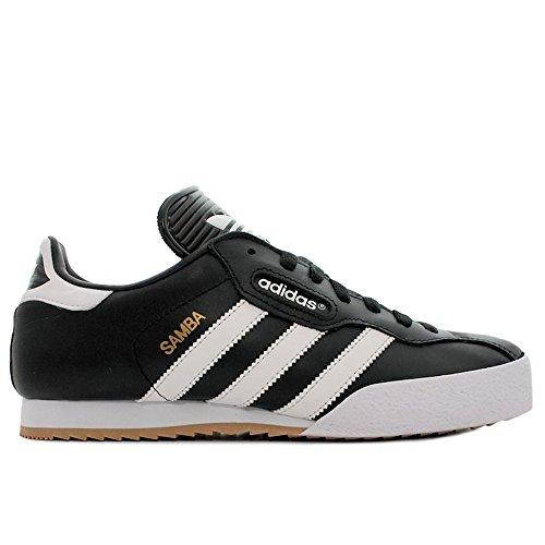 adidas Herren Samba Super Turnschuhe BLACK/RUNWHT