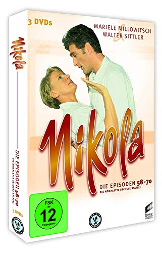 Nikola - Die Episoden 58-70 [3 DVDs]
