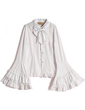 Nuoqi - Camisas - para mujer