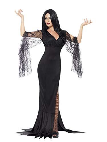 Smiffys Costume d'âme immortelle, avec robe