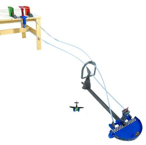 Planes - Y0996 - Véhicule Miniature - Course dans Les Airs
