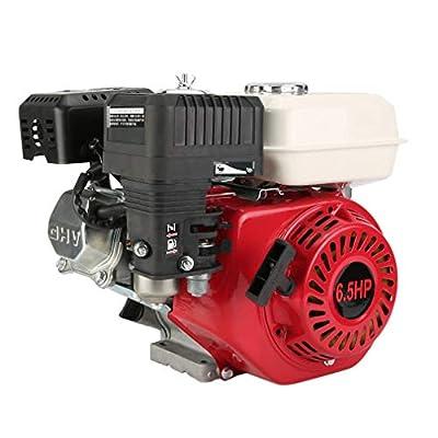 YESPER 6,5 PS 4,8 kW 215cc Benzinmotor Ersatzmotor Benzin Motor Industriemotor Standmotor Kartmotor