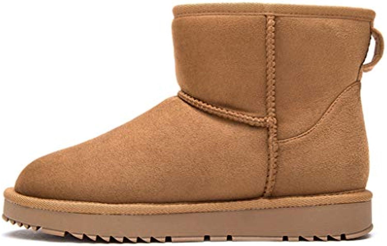 Stivali Stivali Stivali da neve invernali da donna Plus stivaletti di velluto scarpe sportive da esterno scarpe casual Questa... | Export  d98ca5
