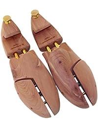 Yirenhuang - Horma para zapatos adultos unisex marrón madera