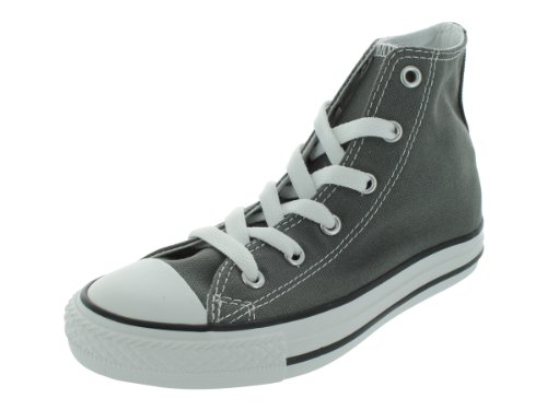 Converse Chuck Taylor All Star Season Hi, Baskets mode fille gris