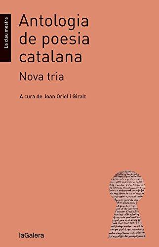 Aquesta antologia pretén ser una eina útil i atractiva per endinsar-se en el gènere poètic i també per conèixer, gaudir i apreciar els valors de la poesia catalana que va des de la lírica dels trobadors fins als autors contemporanis.Am