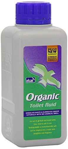 Price comparison product image Elsan Organic Toilet Fluid, 400 ml