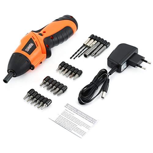 LouiseEvel215 Kit Puntas Destornillador eléctrico