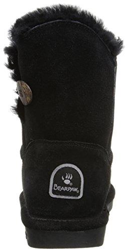 Bearpaw Rosie, Bottes de Neige femme Schwarz (BLACK II  011)